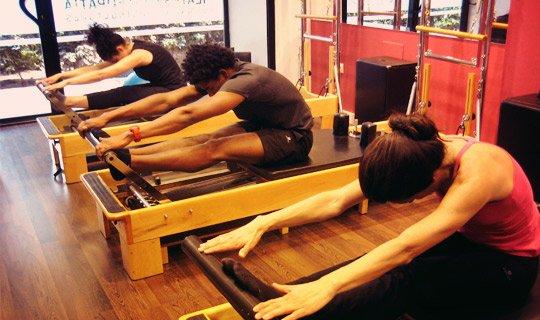 Clases de Pilates en Madrid