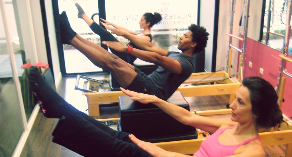 5 Sencillos ejercicios de Pilates que puedes hacer en casa