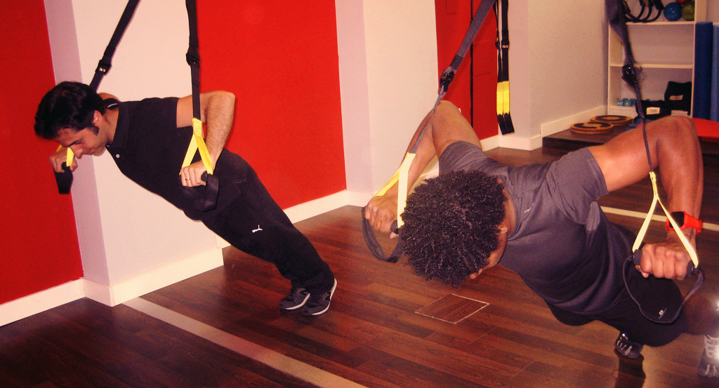 Clases TRX Mind Body Wellness