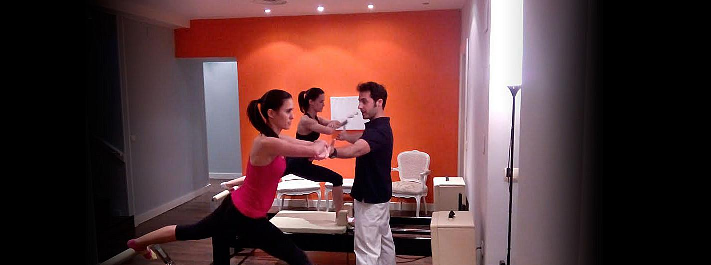 Centro de Pilates en Madrid